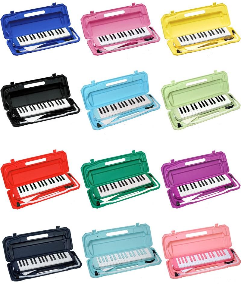 【ドレミファソラシール付き】キョーリツコーポレーション 鍵盤ハーモニカメロディーピアノ 32鍵盤 10台セット【送料無料】【smtb-ms】【zn】