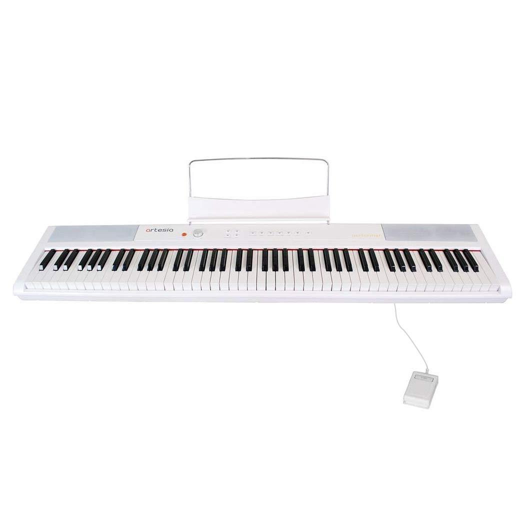 Artesia アルテシア デジタルピアノセミ・ウエイト鍵盤 デジタルピアノ PERFORMER WH【smtb-ms】【返品不可】【同梱不可】【zn】