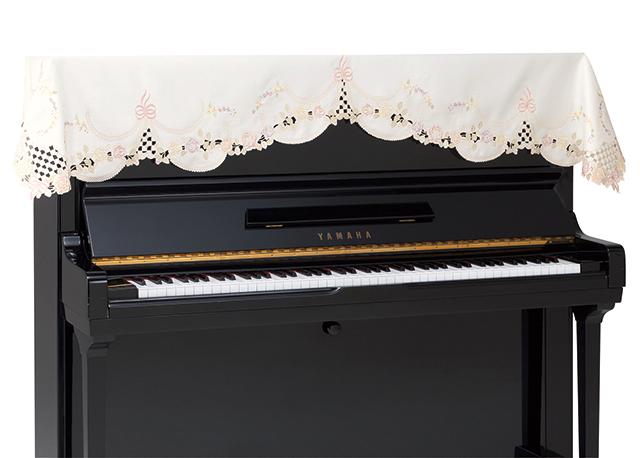 吉澤 アップライトピアノカバー トップカバー LPT-264CI【送料無料】【代引不可】【smtb-ms】【zn】