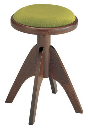 甲南 ピアノ丸椅子IT-2(グリーン)【返品不可】【同梱不可】【smtb-ms】【zn】