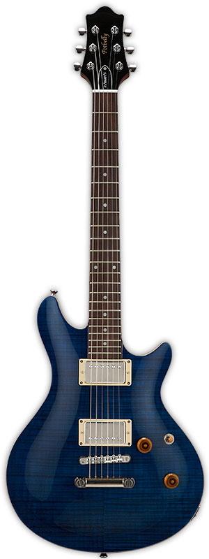 EDWARDS エドワーズ エレキギター E-PO-100D See Thru Blue【送料無料】【smtb-ms】