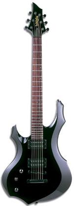 Grass Roots グラスルーツ 左用エレキギター G-FR-56G Black(レフトハンドモデル)【送料無料】【smtb-ms】【zn】