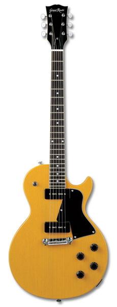 Grass Roots グラスルーツ エレキギター G-LS-57 TV Yellow【送料無料】【smtb-ms】【zn】
