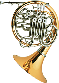 雅马哈雅马哈角笛特别定做全部的双F/B♭YHR-868GD