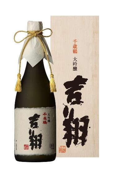 千歳鶴 大吟醸 吉翔  720ml 北海道の酒