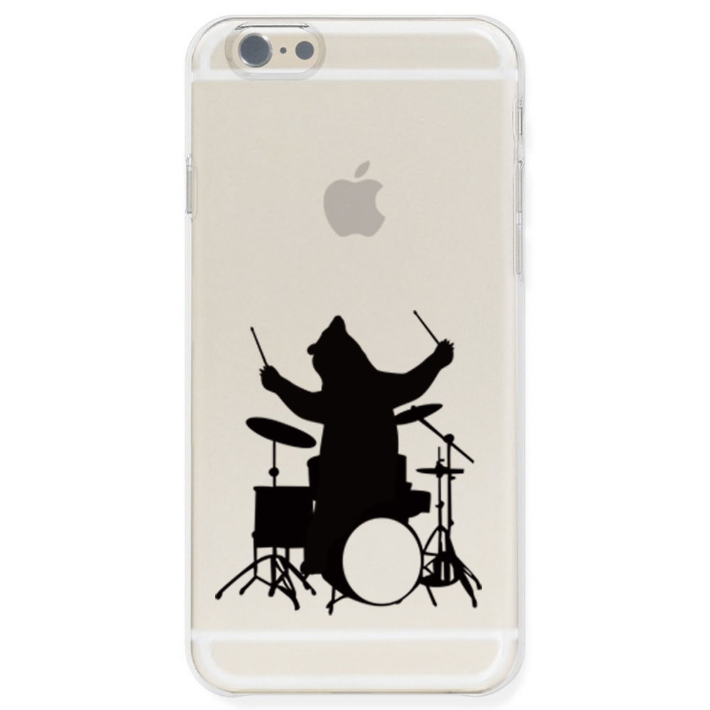 送料無料 店内全品送料無料 バーゲンセール ドラム熊 iphoneソフト TPU iPhone iphone softbank ソフトケース スマホケース 着後レビューで カバー ケース au iphone12 docomo スマートフォン