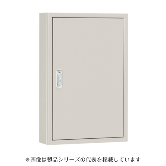 最高品質の コントロールボックス [S] 盤用キャビネット・露出形 鉄製基板 フカサ120mm S12-612, スイーツプレミアム 54c18b51