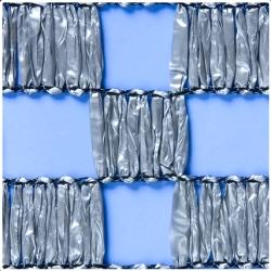 ダイオラン (遮光ネット) シルバーグレイ 巾200cm×長さ50m