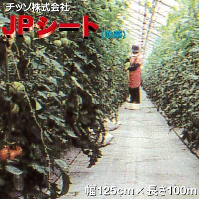 日祥株式会社 JPシート (防草シート) 白 幅125cm×長さ100m