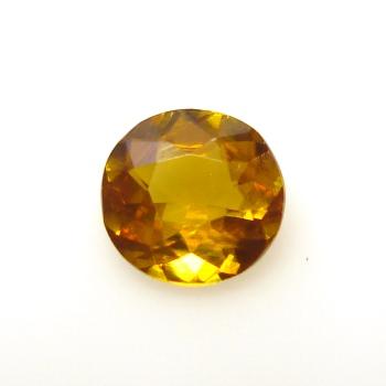 【希土類元素(レアアース)を含む鉱物】バストネサイトオーバルシェイプ 約0.43cts