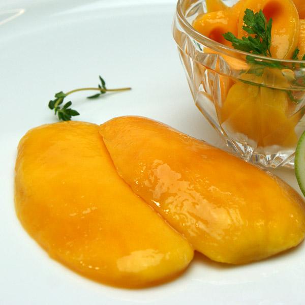 芒果树所作的成熟) 一半切 1 公斤 !