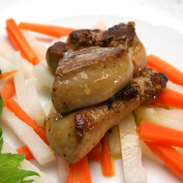 冷凍フォアグラ カナール 25-35g 3枚セットフォアグラ カナール 鴨フォアグラ foie gras canard フォアグラレシピ付き フォアグラ 焼き方