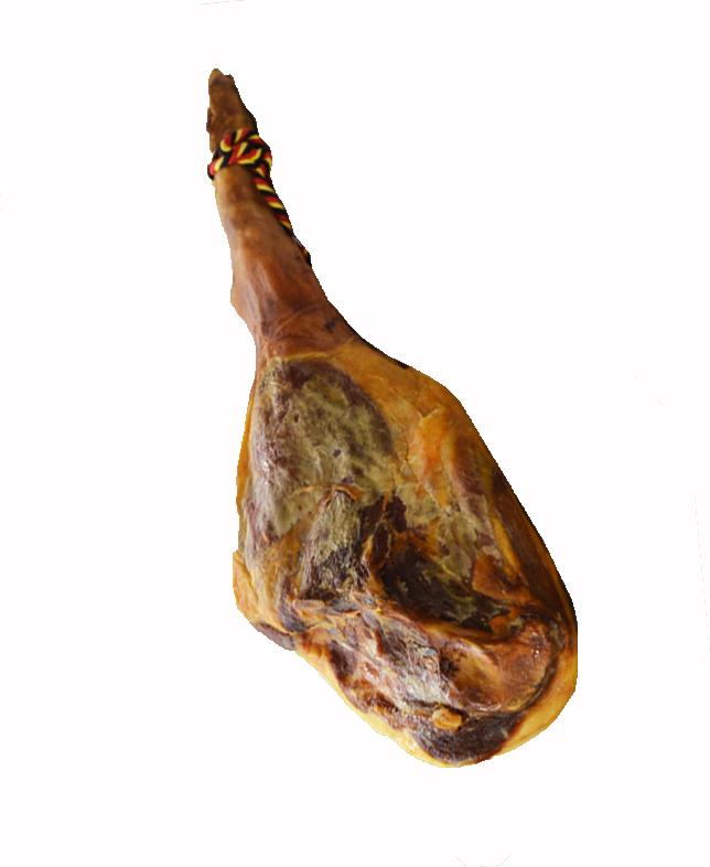 ハモンセラーノ 「ボナーリア 12ケ月熟成」 約8Kg スペイン産骨付き蹄付き生ハム