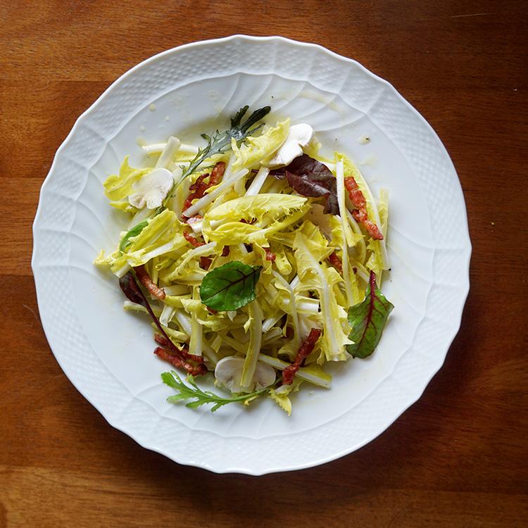 ピサンリのサラダ