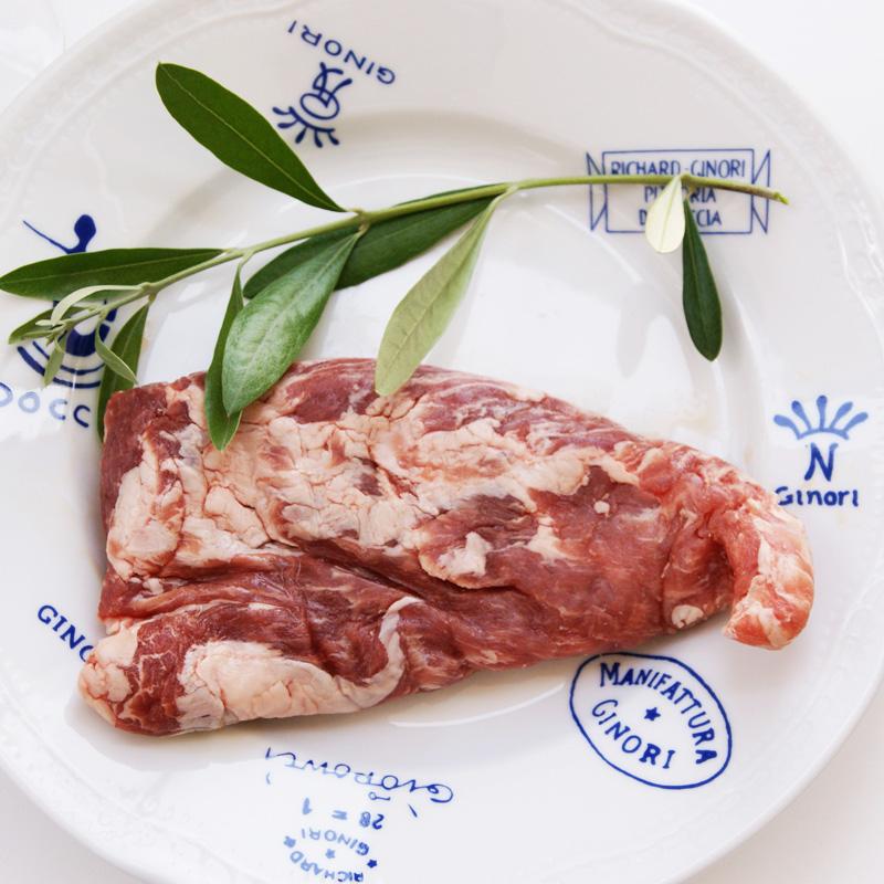 イベリコ豚 ベジョータ プルマ 4枚セット 約1,000g 冷凍