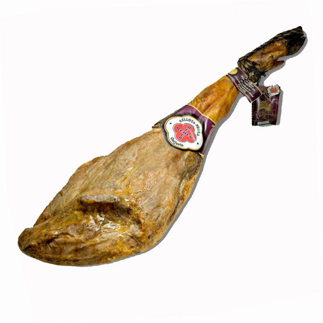 ハモンイベリコ・べジョーダ 24ヶ月熟成 約8Kg(冷蔵)Kgあたり13,125円