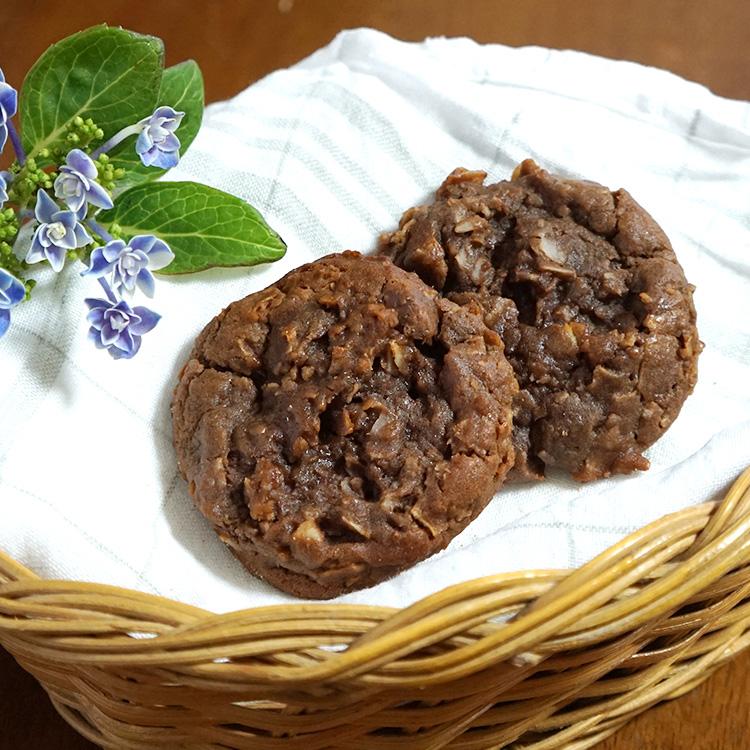 冷凍クッキー生地 「ミルクチョコマカルン」 アメリカンクッキー 業務用 箱入り(8シート) 合計224ケ入りクッキーツリー社