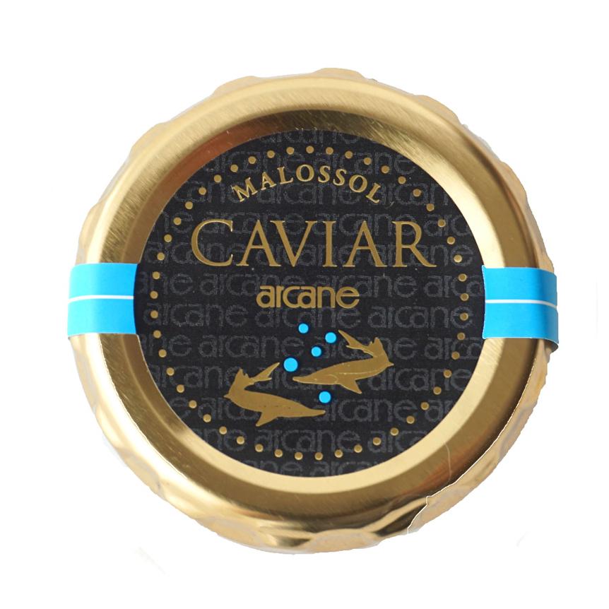 濃厚で芳醇な旨味と軽い独特の渋みがアクセントの養殖ロシアチョウザメ オシェトラ キャビア パスチュライズ Osetra caviar ラッピング無料 養殖 18g瓶入り オセトラ フランス産 12個 ☆正規品新品未使用品 業務用