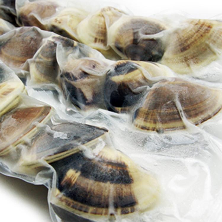 大はまぐり(ボイル蛤) 冷凍ハマグリ 1Kgx12 九十九里産 業務用箱売り