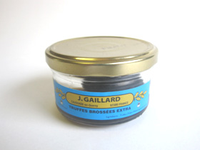 黒トリュフ・エキストラ50gフランス産黒トリュフ水煮