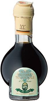 バルサミコ酢 モデナ トラディジオナーレ 100ml 12年以上熟成 トラディツィオナーレ バルサミコ (常温)