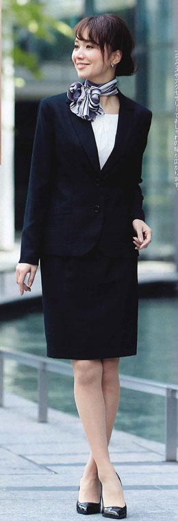 【ジョア en joie スカート 51760 スカート 事務服 事務 ビジネス 通勤 仕事 】