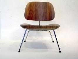 ☆値下げしました!E-comfortLCM (Lounge Chair Metal) Walnut plywoodCH4057-WP