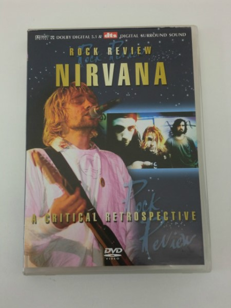 【中古】〔DVD〕/NIRVANA ROCK REVIEW/洋楽