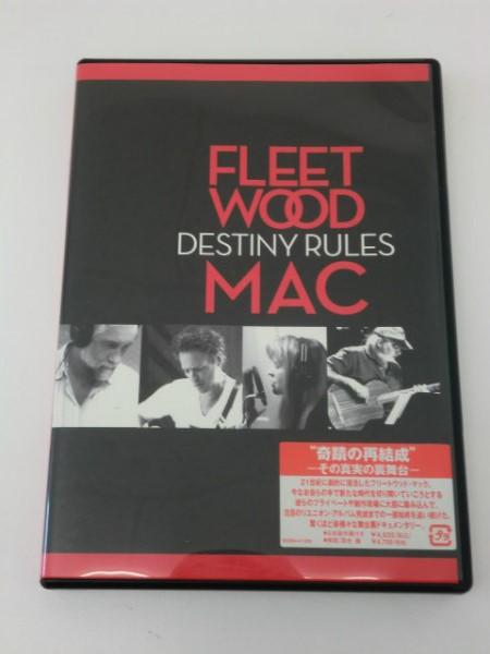 【中古】〔DVD〕/FLEET WOOD DESTINY RULES MAC/洋楽