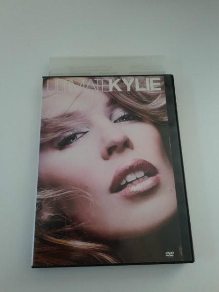 【中古】〔DVD〕/'ULTIMATE KYLIE カイリー/ミナーグ コンプリートベストDVD/洋楽(レンタル落ち)