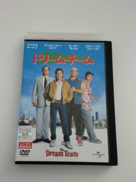 【中古】[DVD] ドリーム・チーム The Dream Team/マイケル・キートン/洋画<レンタル落ち>