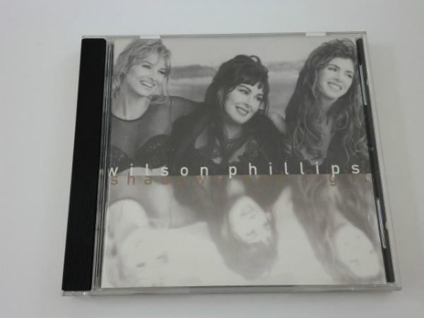 【中古】【CD】shadows and light/wilson phillips /洋楽<アルバム>