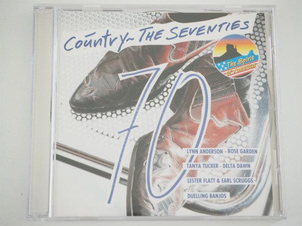 【中古】(CD)COUNTRY THE SEVENTIES/洋楽/アルバム/輸入盤