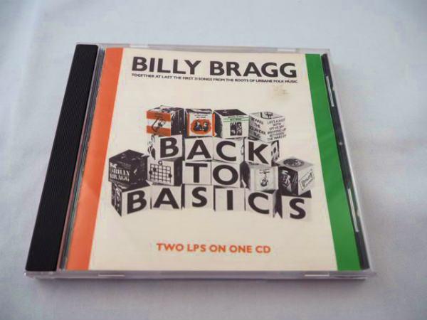 【中古】(CD) Back to Basics /ビリー・ブラッグ  洋楽 <アルバム>