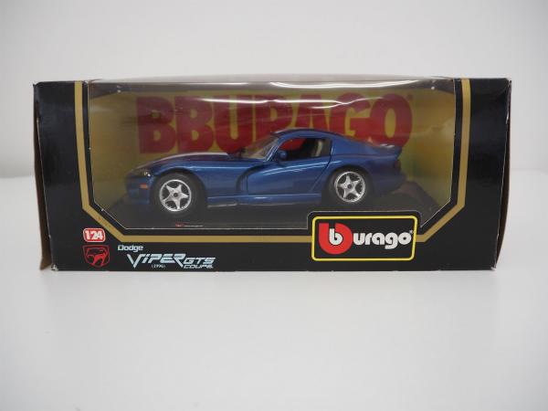無料発送 【中古】【ミニカー】burago Dodge Dodge VIPER(1996)cod.1530 1/24<ジャンク品>, ハマサカチョウ:b18cbdcb --- canoncity.azurewebsites.net