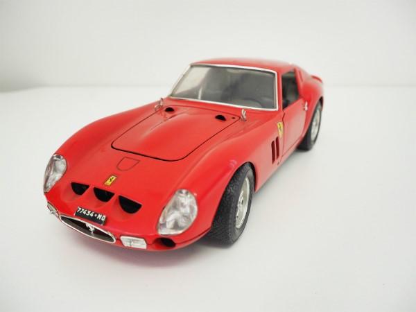 【中古】【ミニカー】ブラーゴ フェラリー GTO(1962)