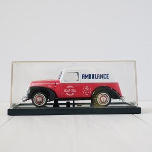 【中古】【ミニカー】1/24 1940 FORD PICKUP AMBULANCE