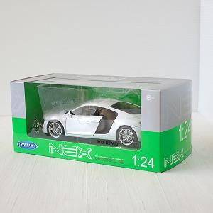 【中古】【ミニカー】1/24 Whelly Audi R8 V10 NEWパッケージ