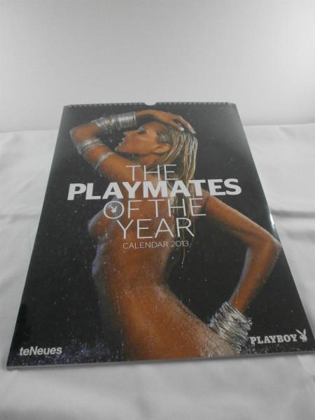 【中古】THE PLAYMATES OF THE YEAR CALENDAR 2013 カレンダー