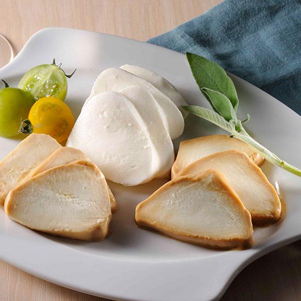 チーズの甘みと醤油のコクが絶妙に溶け合う 飛騨のモッツァレラ3種セット 送料無料 ギフト 父の日 母の日 敬老の日 お歳暮