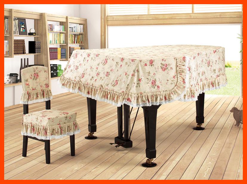 ★グランドピアノカバー ジャガードプリント G-JF ベージュ 190~200未満 S4・RX-5等