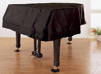サテンGPピアノカバー G-DX グランドピアノカバーサテン 200~220未満 アルプス製