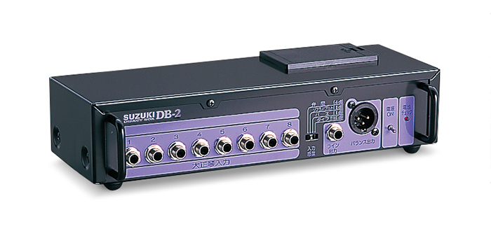 スズキ アンプ接続器 DB-2