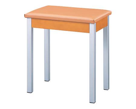 ♪デジタルピアノ椅子 YO-P キーボードスツール ライトブラウン