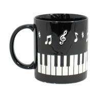 在庫数が入っていない場合はお取り寄せ 大量ご注文承ります 神無月 正規認証品 新規格 SR-541-BK 送料無料新品 黒 ピアノマグ