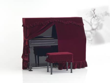 ♪ピアノオールカバー ベルベット   UP-408XE:本物を実感させるベルベット