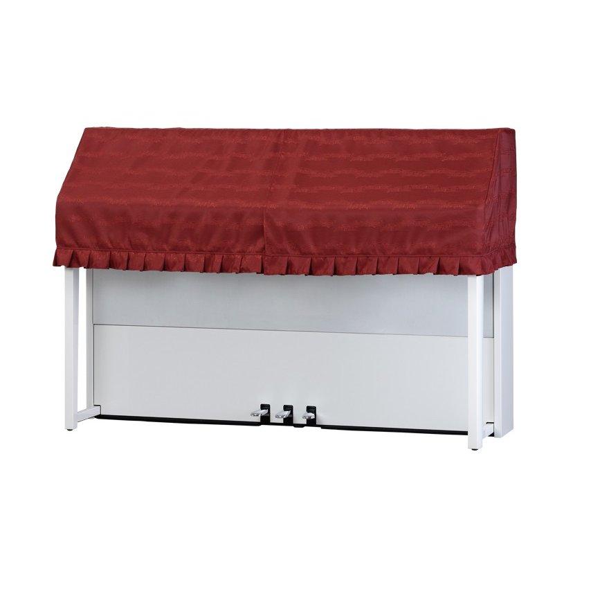 ◎電子ピアノカバー(ピアノケープ)DPC-529GR 受注生産品 吉澤製