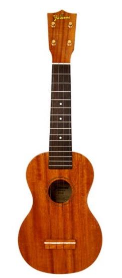 <title>人気の木材 ハワイアンコア らしい きらびやかな明るいサウンドが特徴的な1本 フェイマス FS-5 アウトレット ウクレレ</title>