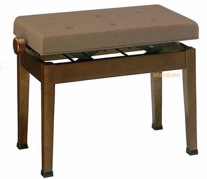 ピアノ椅子 ワイドV60シリーズ V60-SII カラー(大型商品につき、北海道1080円・沖縄2700円別途かかります)