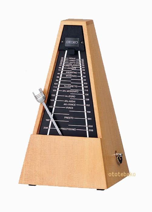 セイコー 振り子メトロノーム 森の響(送料無料)WPM-1000